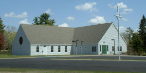 Lawron Presbyterian Church in Bovey Minnesota