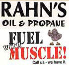 Rahn's Oil and Propane, Bowlus Minnesota