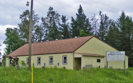 Bowstring Town Hall, Bowstring Minnesota