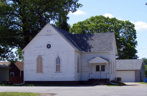 Old Church, Braham Minnesota, 2007