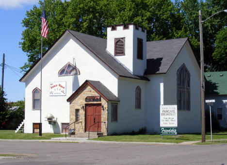 Multi-purpose Church Building, Braham Minnesota, 2007