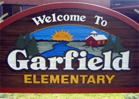 Garfield Elementary School, Brainerd Minnesota