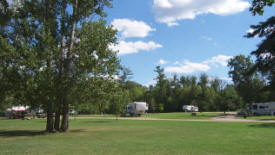 Lum Park RV Campgrounds, Brainerd Minnesota