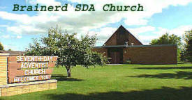 Seventh-Day Adventist Church, Brainerd Minnesota