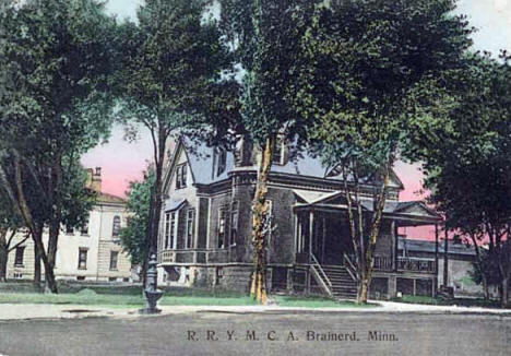 YMCA, Brainerd Minnesota, 1908