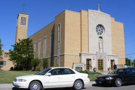 St. Mary's Catholic Church, Breckenridge Minnesota
