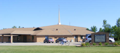 Grace Lutheran Church, Breckenridge Minnesota, 2008