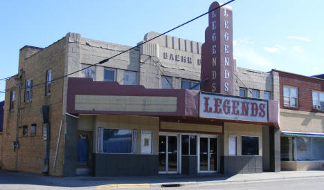 Former Theater, Breckenridge Minnesota, 2008