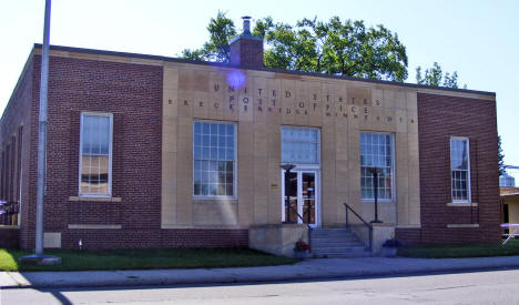 Post Office, Breckenridge Minnesota, 2008