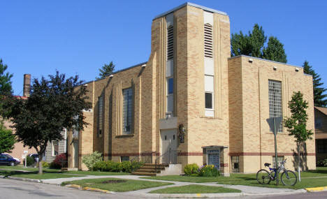 First Baptist Church, Breckenridge Minnesota, 2008