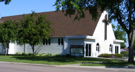 Breckenridge Lutheran Church, Breckenridge Minnesota, 2008