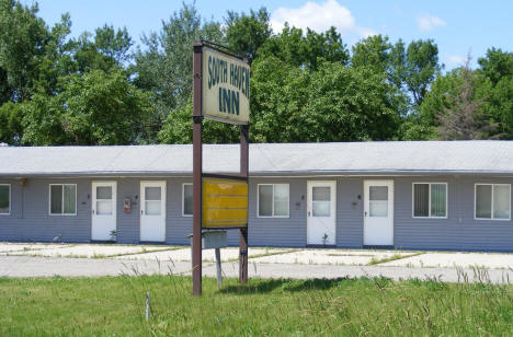 Former South Haven Inn Motel, Breckenridge Minnesota, 2008