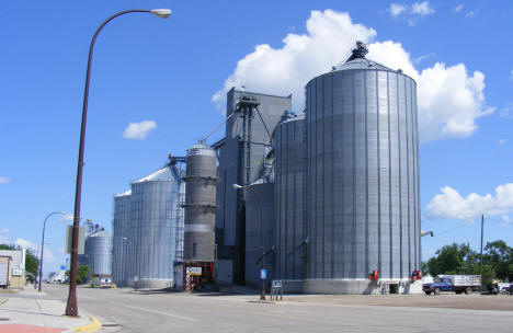 Grain Elevators, Breckenridge Minnesota, 2008