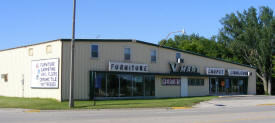 Vertin's V-Mart Furniture, Breckenridge Minnesota