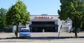 Cinema 6 Theatre, Breckenridge Minnesota