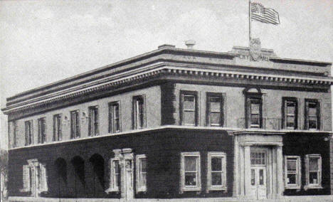 City Hall, Breckenridge Minnesota, 1920's?