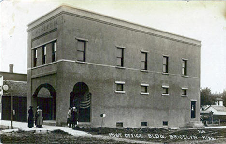 Post Office, Bricelyn Minnesota, 1900's?