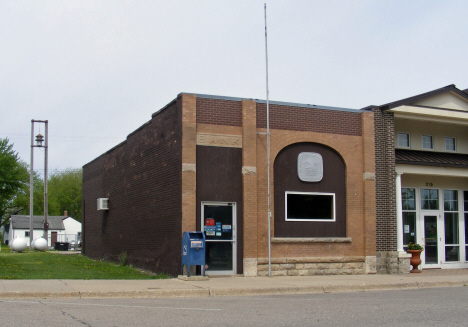 Post Office, Bricelyn Minnesota, 2014