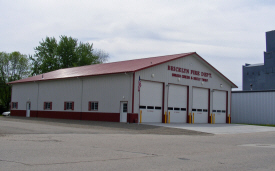 Bricelyn Fire Department, Bricelyn Minnesota. 2014