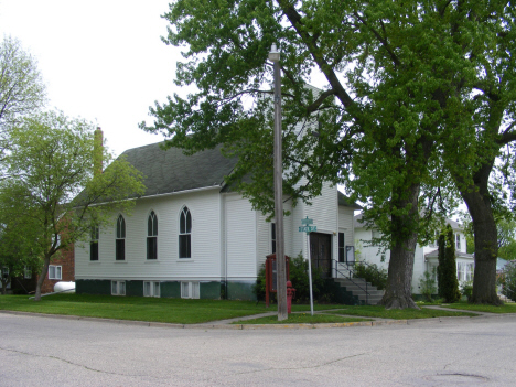 First Baptist Church, Bricelyn Minnesota, 2014