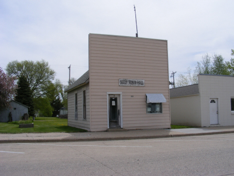Seely Town Hall, Bricelyn Minnesota, 2014