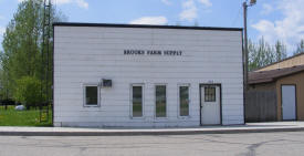 Brooks Farm Supply, Brooks Minnesota
