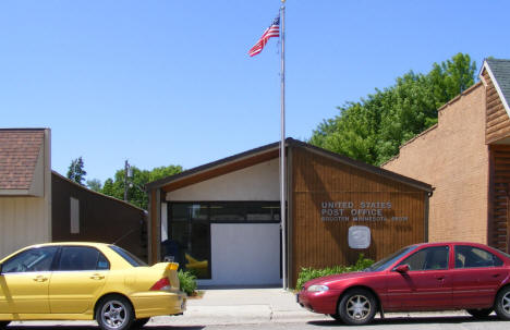 Post Office, Brooten Minnesota, 2009