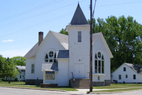 Brooten Union Presbyterian Church, Brooten Minnesota, 2009