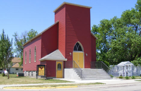 Former Church, now Red Hen Retreat Center, Brooten Minnesota, 2009