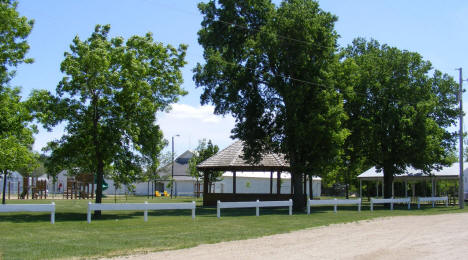 City Park, Brooten Minnesota, 2009