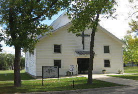 Brooten Community Church, Brooten Minnesota