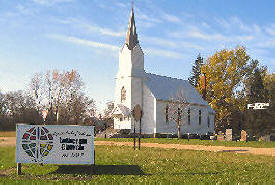West Lake Johanna Lutheran Church, Brooten Minnesota