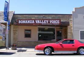 Bonanza Valley Voice, Brooten Minnesota