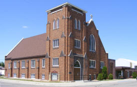 Trinity Lutheran Church, Brooten Minnesota