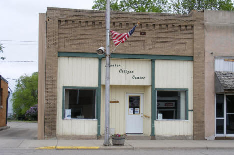 Senior Citizens Center, Browns Valley Minnesota, 2008