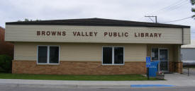Browns Valley Public Library, Browns Valley Minnesota
