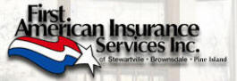 First American Insurance Service, Brownsdale Minnesota