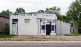 Dave Reed Fish Company, Browns Valley Minnesota