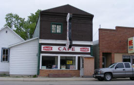 Traverse Cafe, Browns Valley Minnesota