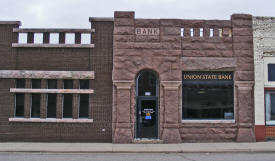 Union State Bank, Browns Valley Minnesota