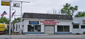 Goodhart Brothers Shop, Browns Valley Minnesota
