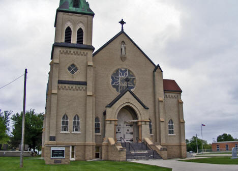 St. Anthony's Church, Browns Valley Minnesota, 2008