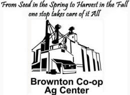 Brownton Co-Op Ag Center, Brownton Minnesota