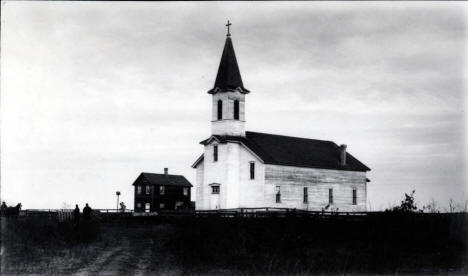 St. Michael Church, Buckman Minnesota, 1887