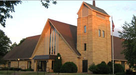 St John's Lutheran Church, Buffalo Minnesota