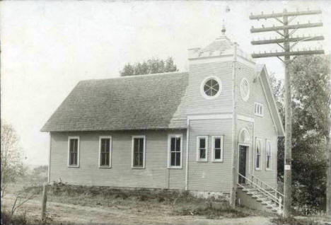 Church, Buffalo Minnesota, 1913
