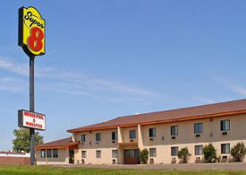 Super 8 Motel, Buffalo Minnesota