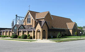 Zion Evangelical Lutheran Church, Buffalo Lake Minnesota