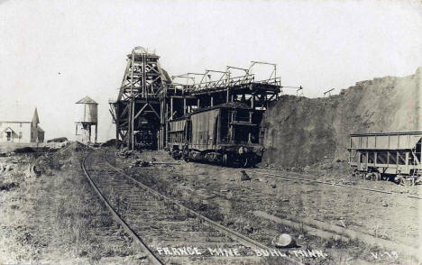 France Mine, Buhl Minnesota, 1910's