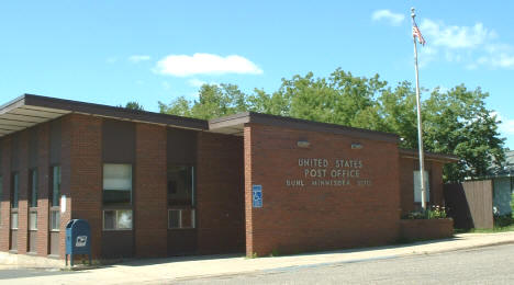 US Post Office, Buhl Minnesota, 2004